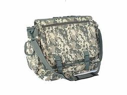 Deluxe Digital Gray Camouflage Portfolio Bag Case Great for