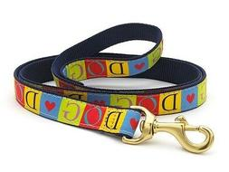 UP COUNTRY DESIGNER DOG LEASH/LEAD