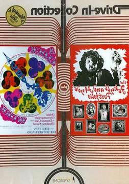 DRIVE-IN COLLECTION: THE JEKYLL AND HYDE PORTFOLIO/A CLOCKWO