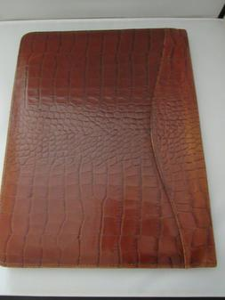 Scully Leather Letter Sized Portfolio -- Excellent