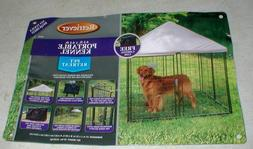 NEW Retriever Portable Kennel Crate Travel Cover OR Art Port