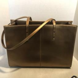Wilsons Leather Tote portfolio laptop carrier